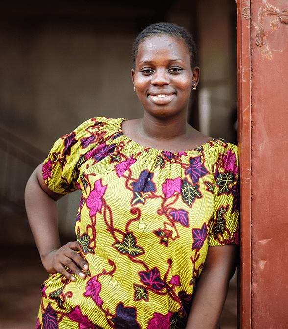 Child Advocacy Member In Sierra Leone Sewantu