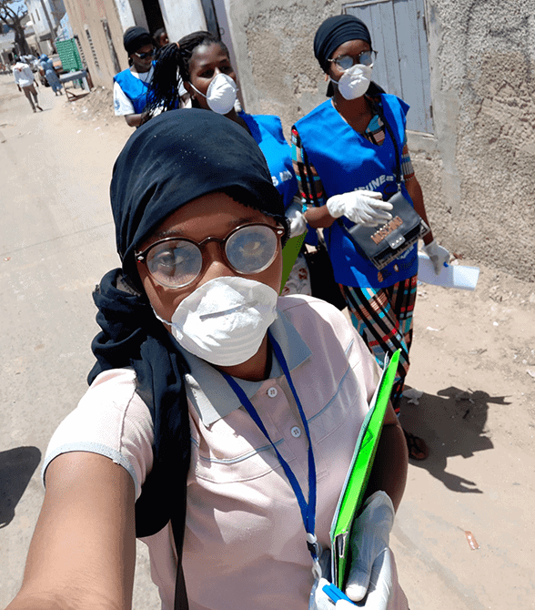 Plan Youth Activist Senegal Khadyja