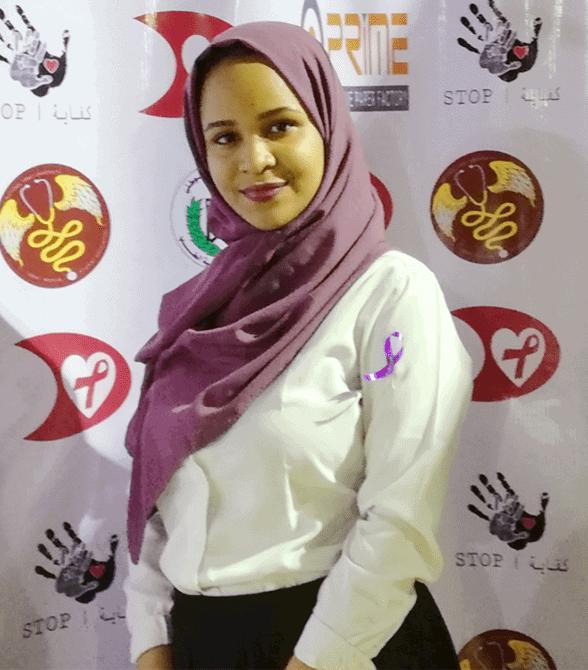 Sponsor Girl In Sudan