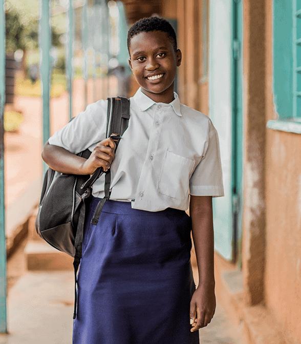 Sponsor Child In Rwanda Florence