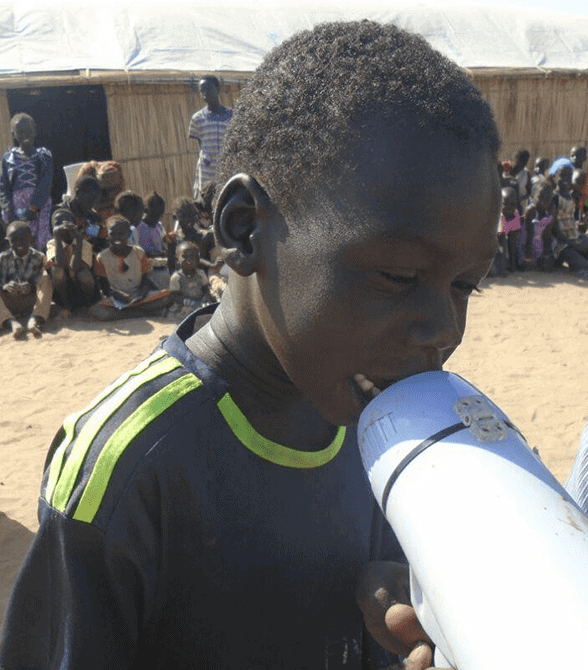 Sponsored Child In Sudan