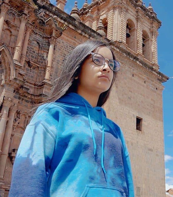 Sponsored Girl In Peru Astrid