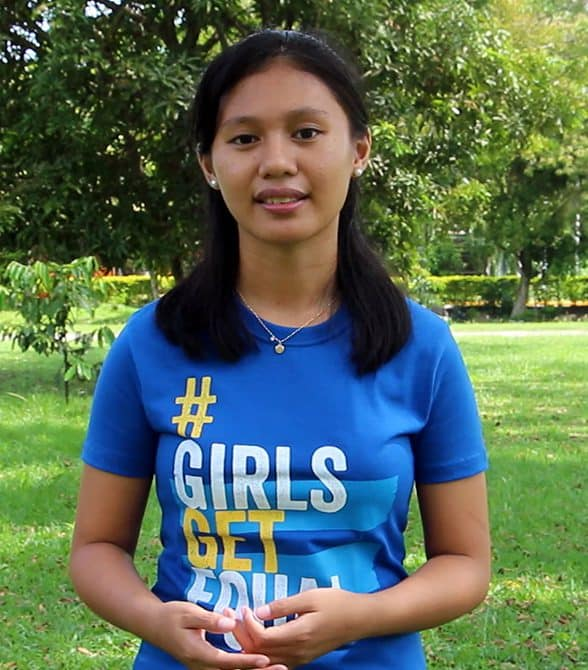 Youth Advocate In The Philippines Mau