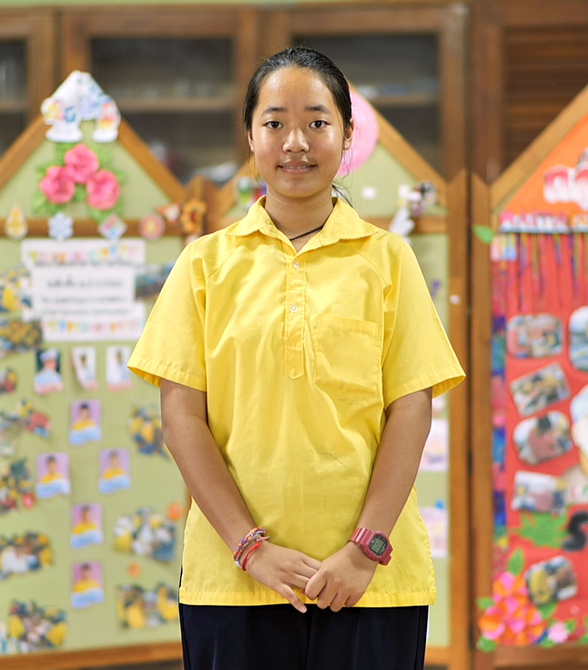 Youth Leader In Thailand