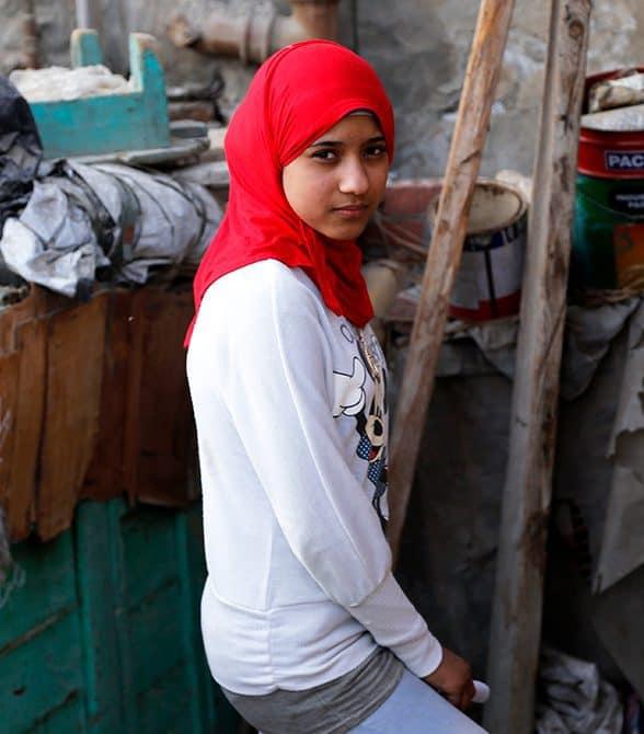 Sponsor Girl in Egypt