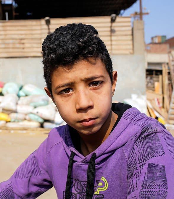 Sponsor Child in Egypt Hassan