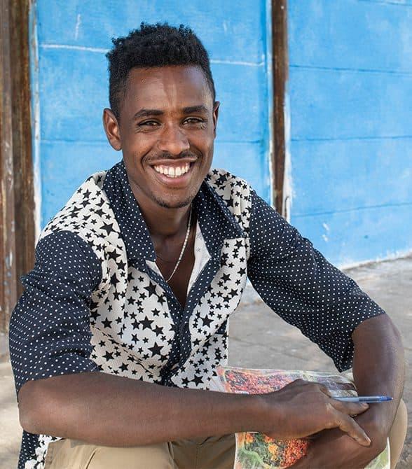 Ermiyas Gender Activist In Ethiopia