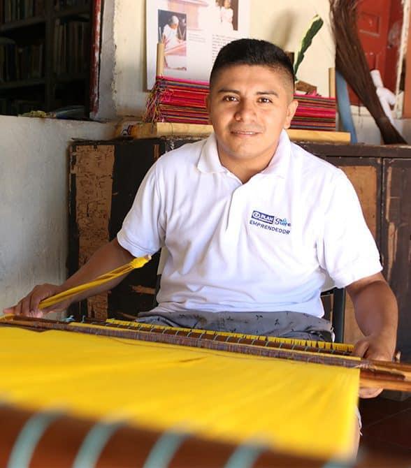Plan Volunteer Ronald In El Salvador