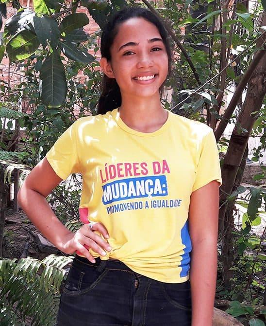 Sponsored Child in Brazil