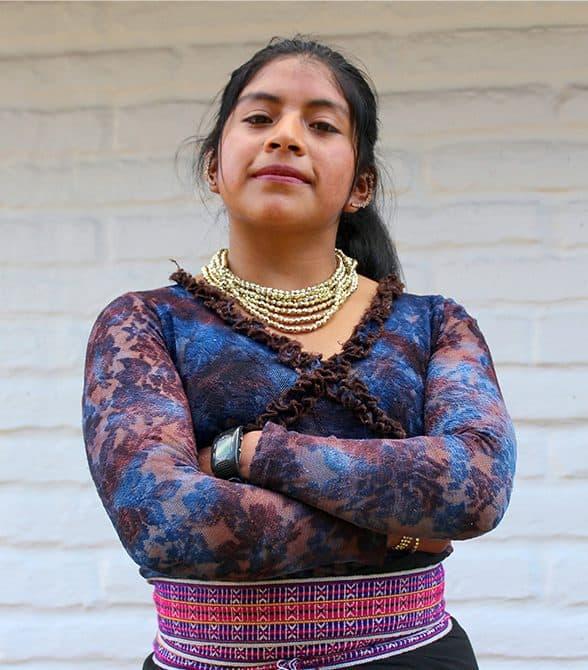 Sponsor child in Ecuador