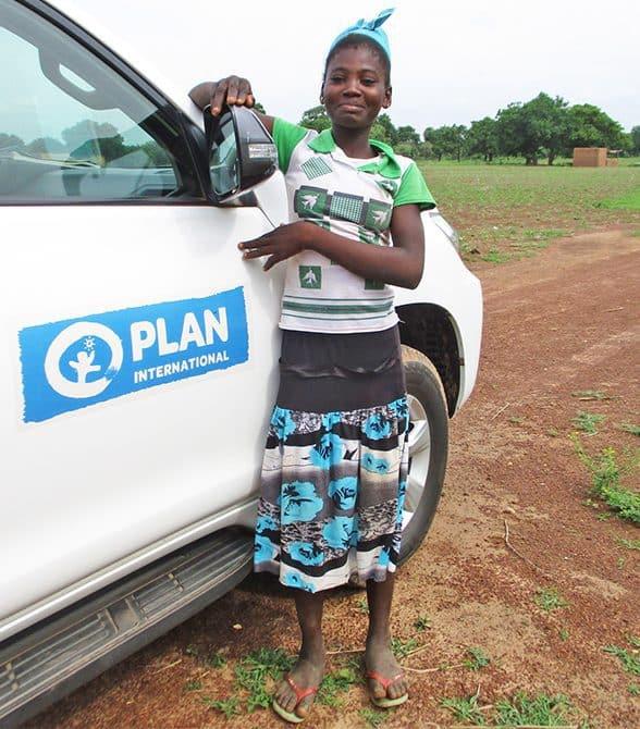 Sponsor Child in Burkina Faso