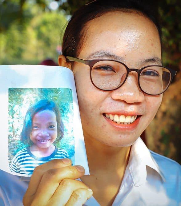 Sponsor Child in Cambodia
