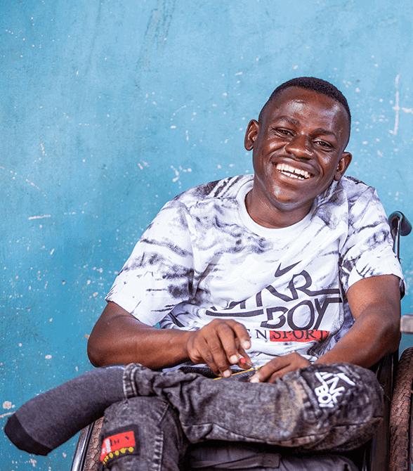 Sponsored Child In Tanzania James