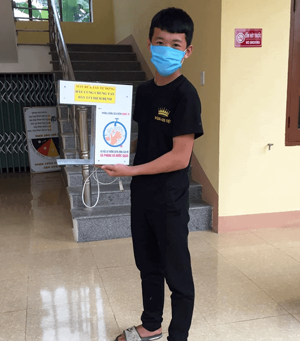 Sponsor Child Chung Helping With COVID-19 Program