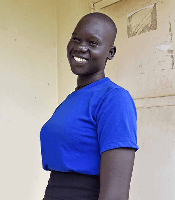 Sponsor Girl In South Sudan Monica