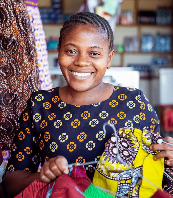 Sponsored Girl In Tanzania Solitha