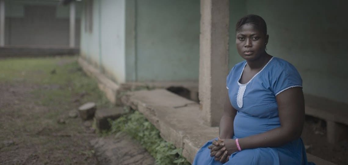 Christiana escaped a forced marriage and is now a girls' rights advocate.