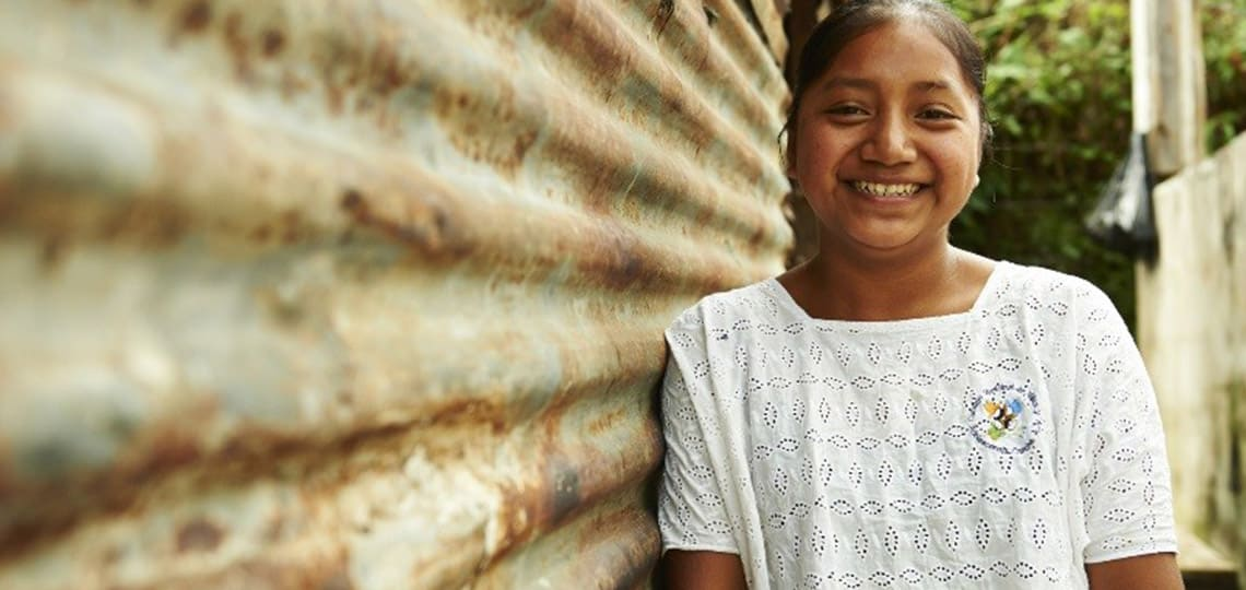 Mayra is an advocate for girls' rights.