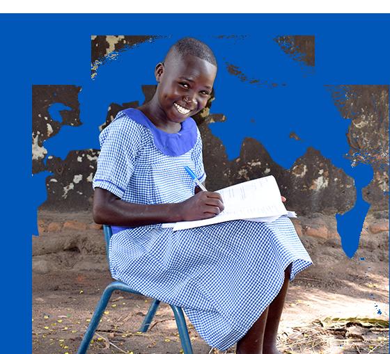 Sponsored Girl In Uganda