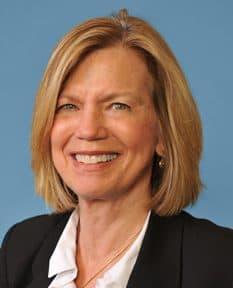 Susan M.  Benton
