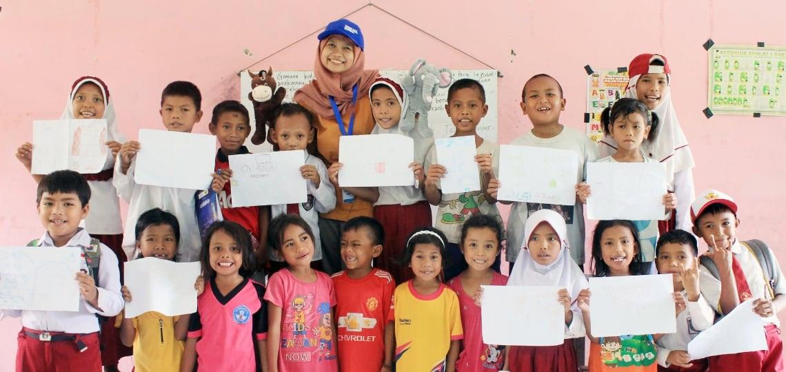 Plan International USA Indonesian Children