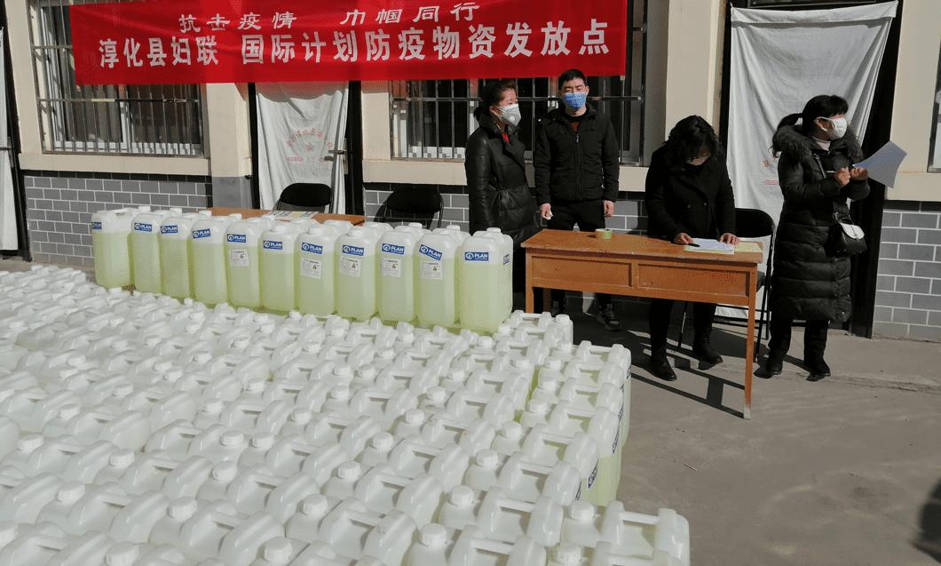 Fighting the coronavirus pandemic in China
