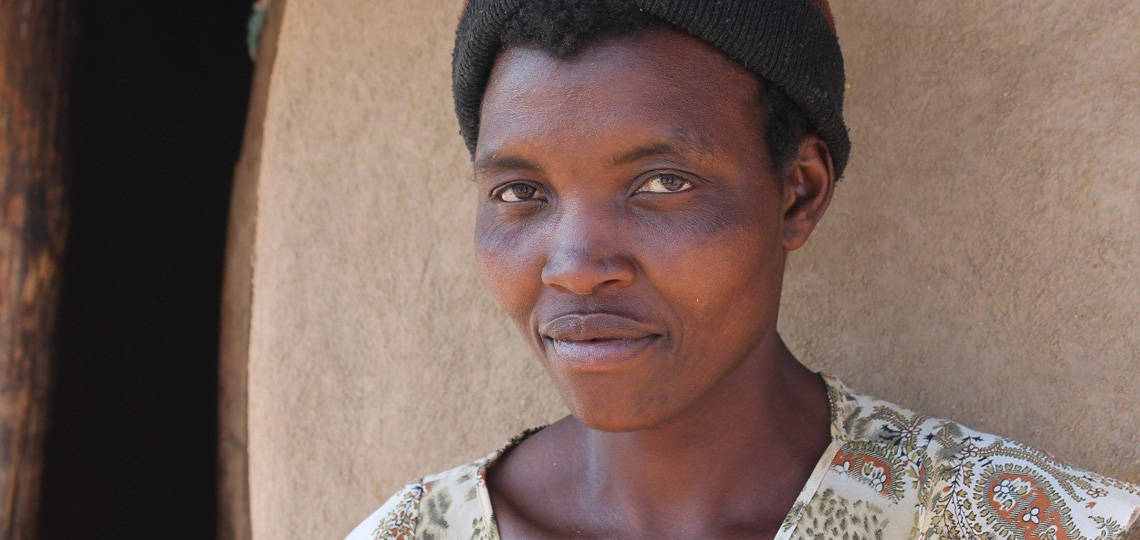 Melissa's neighbor, Nyadzisai, says there's nothing for girls and boys to do if they are out of work and school