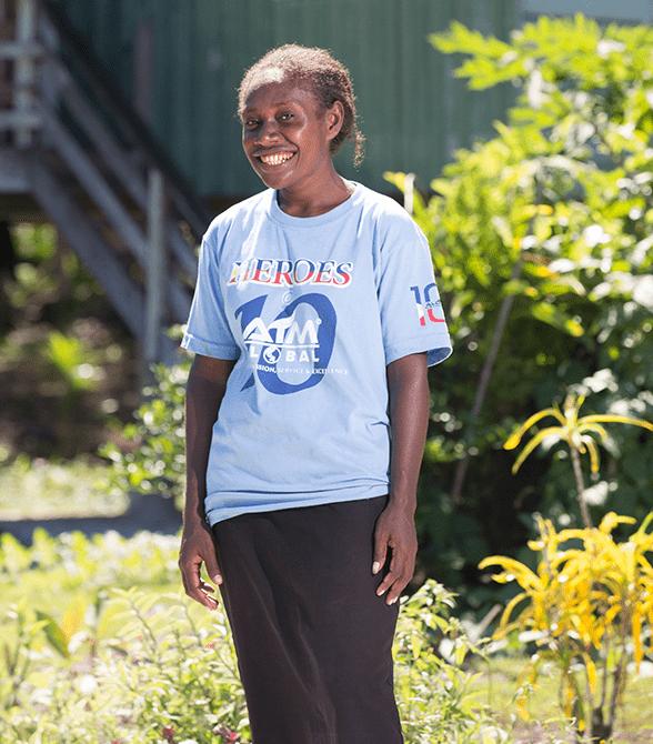 Plan Teacher In Solomon Islands Stella