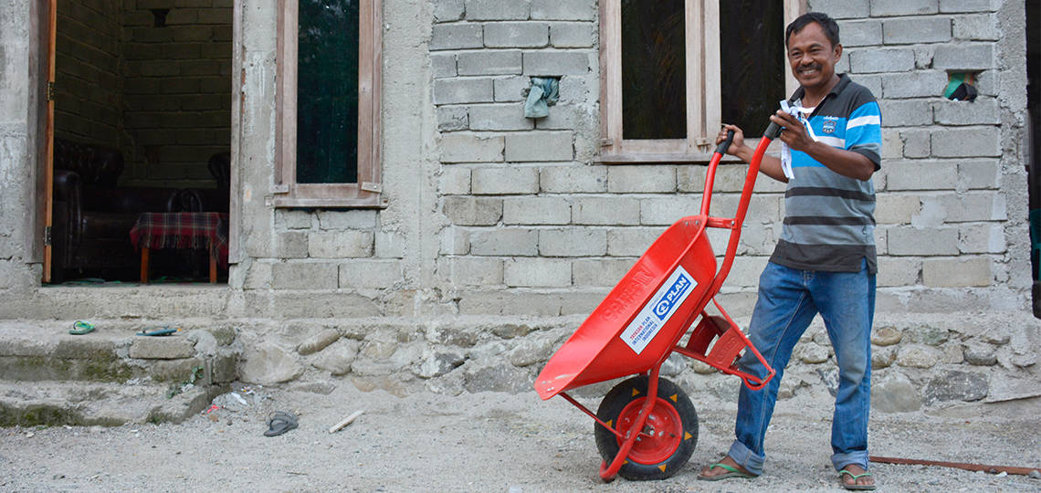 Rebuilding Homes and Schools After Earthquake