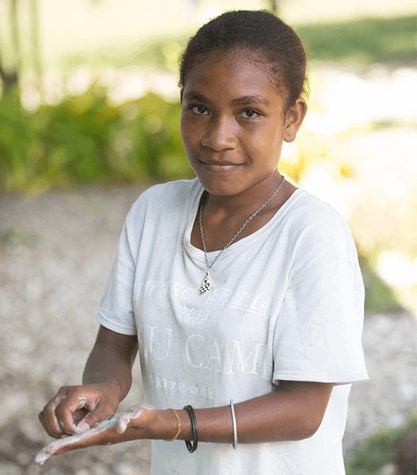 Sponsored Child In Solomon Islands Ellena