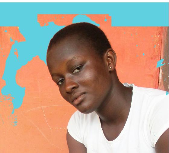Sponsored Girl In Ghana