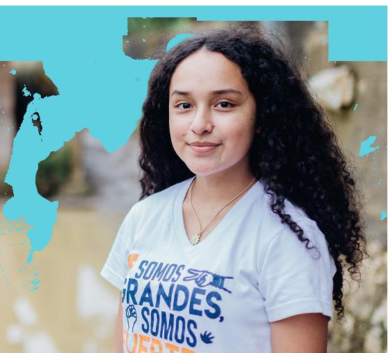 Sponsored Girl In Guatemala