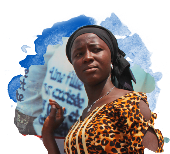 Youth Activist In Guinea