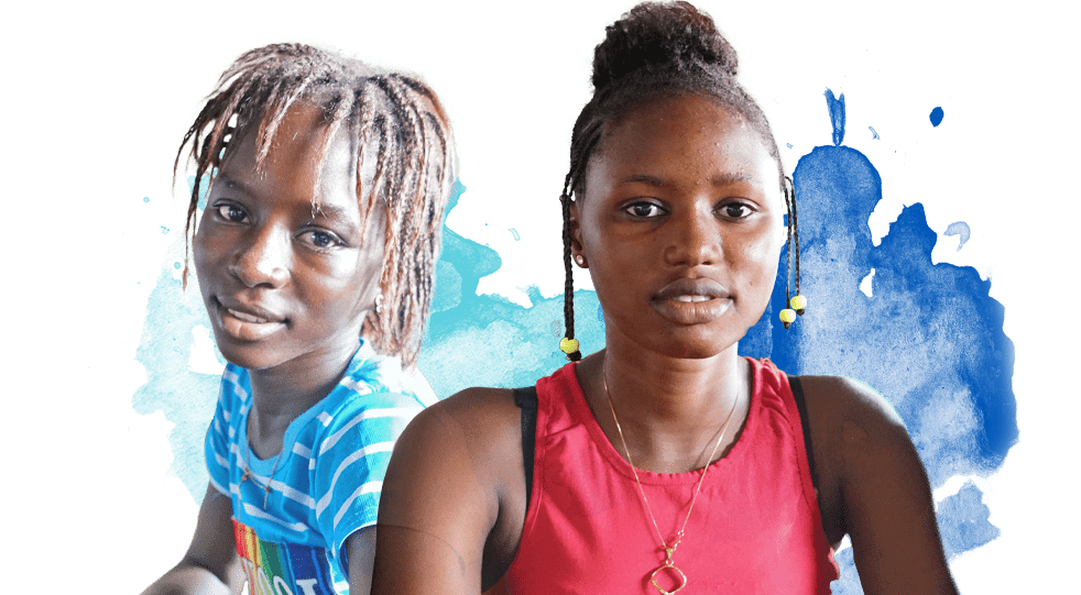 Sponsored Children In Guinea Bissau