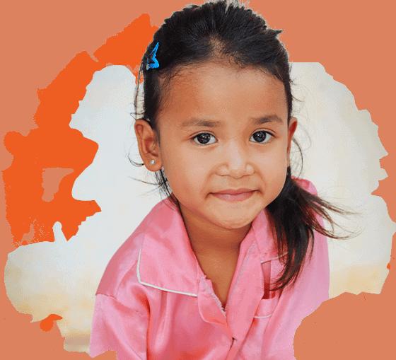 Sponsored Girl In Cambodia