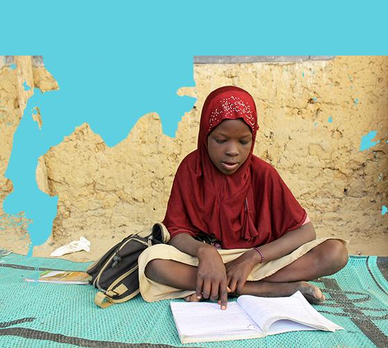 Sponsored Girl In Niger