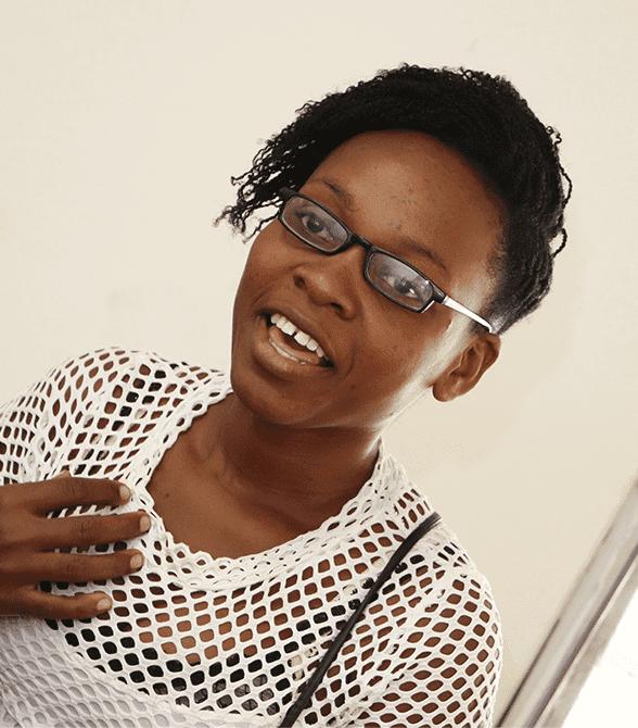 Sponsored Girl In Haiti Angeline Speaking