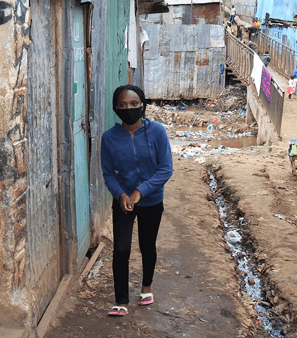Sponsored Girl Kenya Jacinta