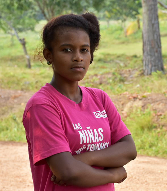 Youth Advocate In Nicaragua