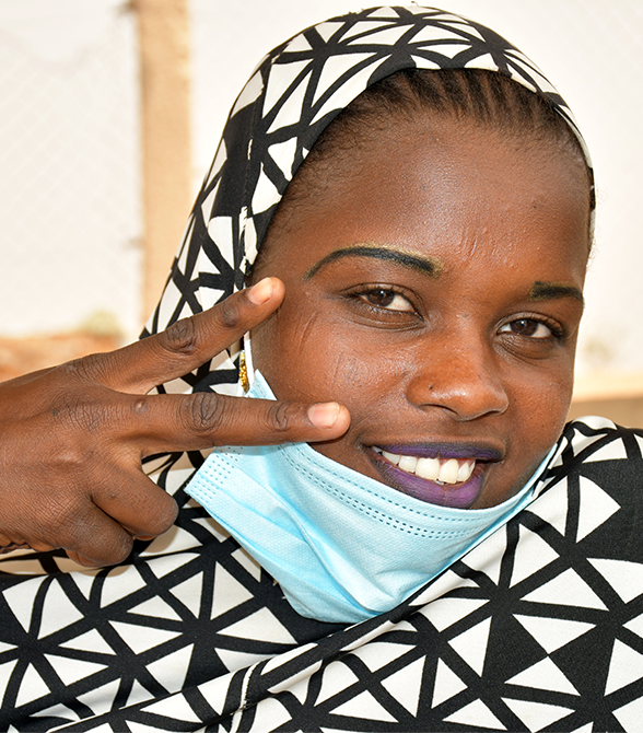 Youth Advocate In Niger