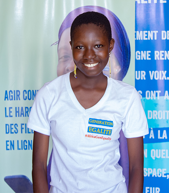 Youth Leader In Togo