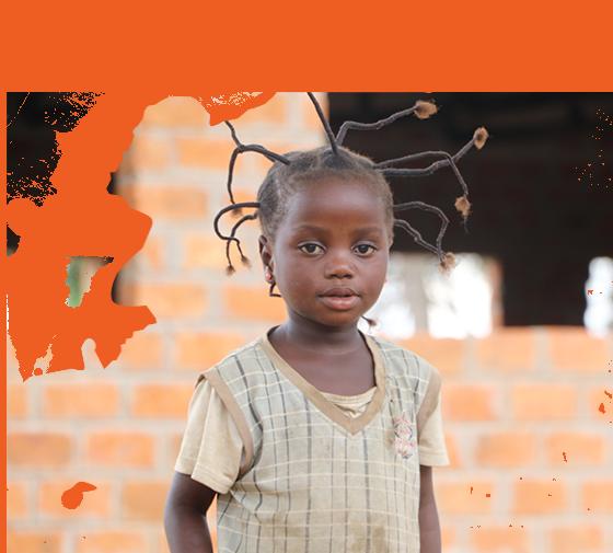 Sponsored Girl In Zambia