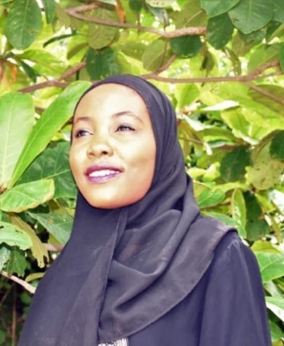 Aishatu is from Nigeria