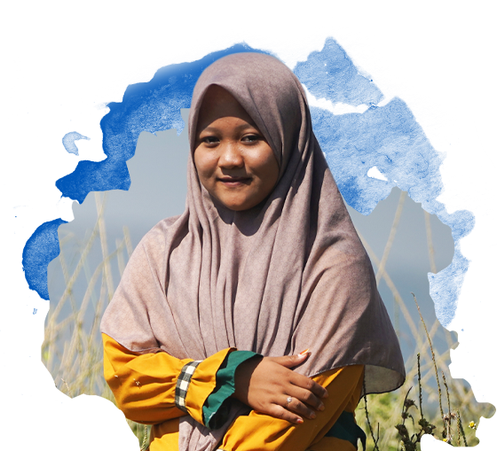 Girls In Indonesia