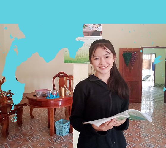 Plan works in Myanmar