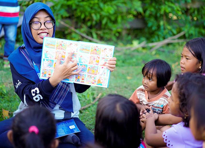 Plan Teacher With Children